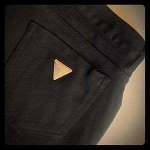 Guess Black Jeggings Curvy (worn once!)